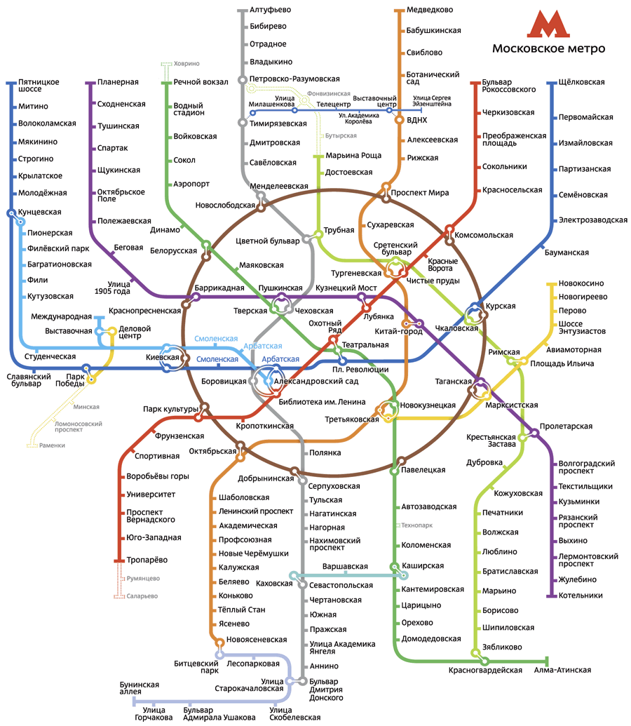 Схема метро москвы дубровка фото 545