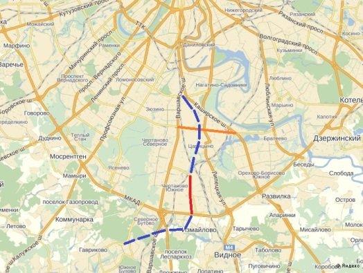полоски от капотни до подольское шоссе 8 к 5 диспетчером