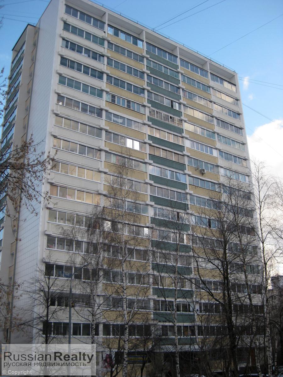 Ответы@mail.ru: какая серия дома у таких 16-этажках?.