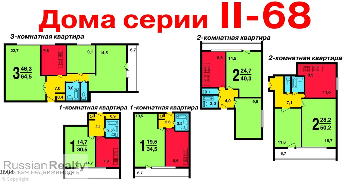 Серия дома ii-68-02/16м russianrealty.